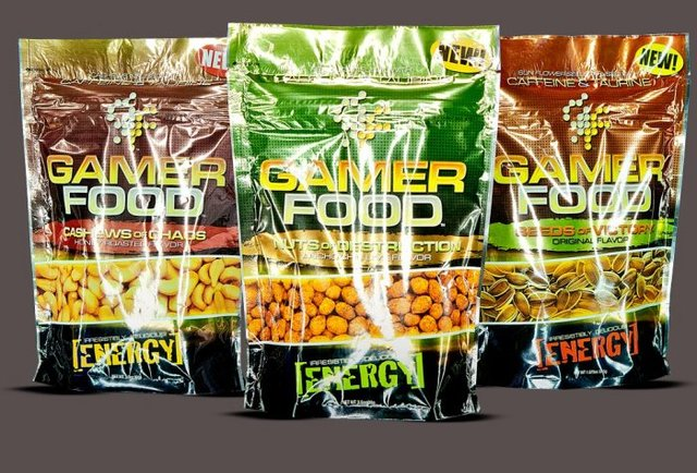 Gamer Food