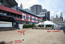 Beekman Beer Garden Beach Club