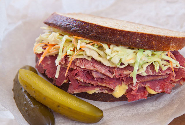 A traditional Jewish deli washes up on Mercer Island