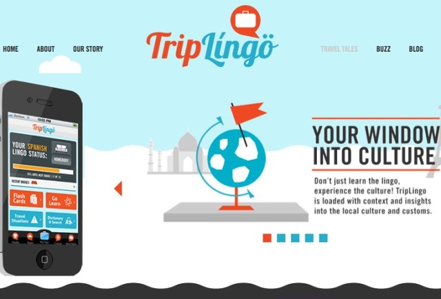 A travel app that doesn\'t make you sound stupid to the natives