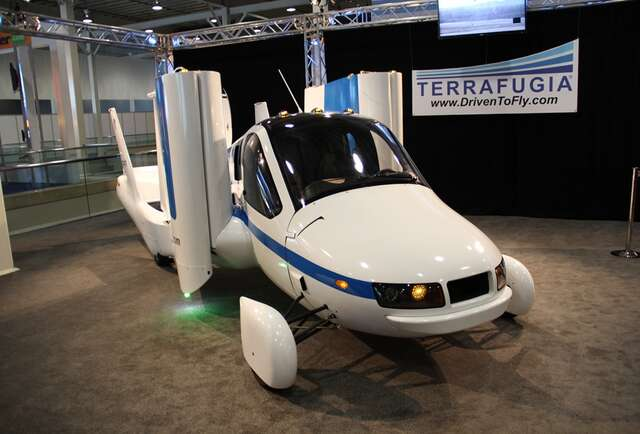 Dude, Where\'s My (Flying) Car?