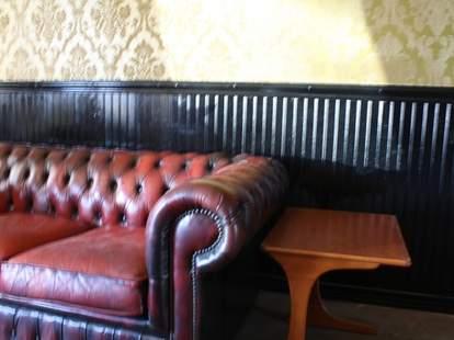 Volstead Lounge and Hotel Vegas-Austin-Interior