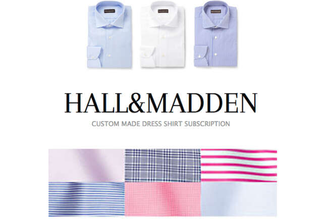 Subscription dress shirt club FTW