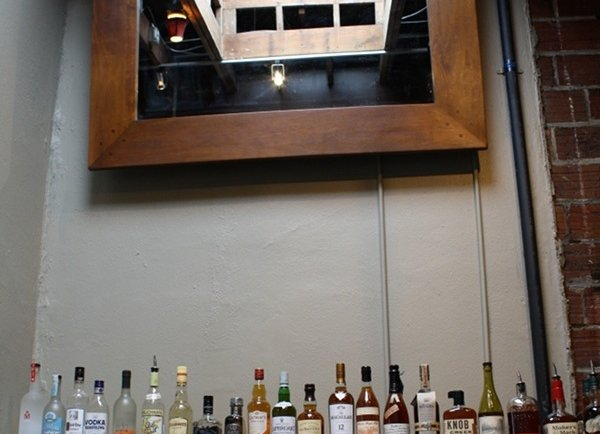 600-some square feet of delicious drinks