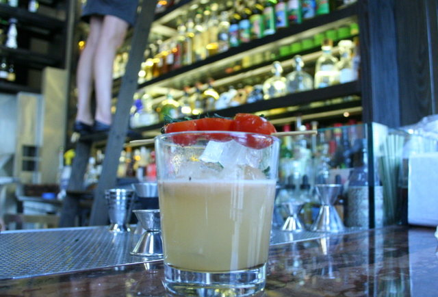 Latin fusion eats and meticulously crafted cocktails