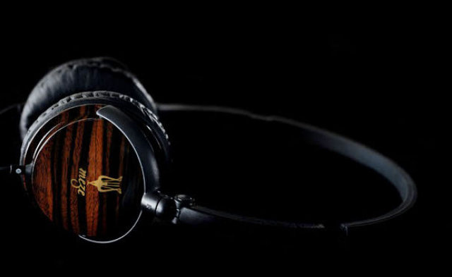 Give your ears some wood