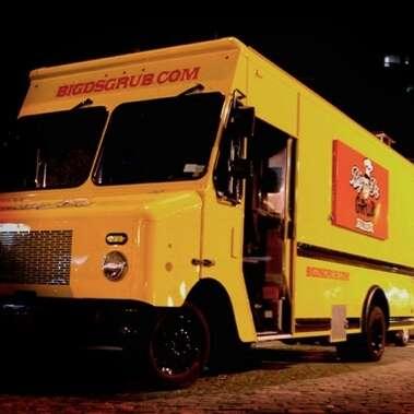 Big D\'s Grub Truck