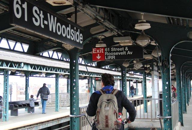 Subway Crawl To Citi Field