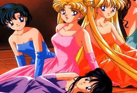 Anime Babes Burlesque