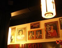 Interior wall of Sister Louisa's