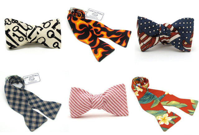 Bow ties so hip, you might need a replacement