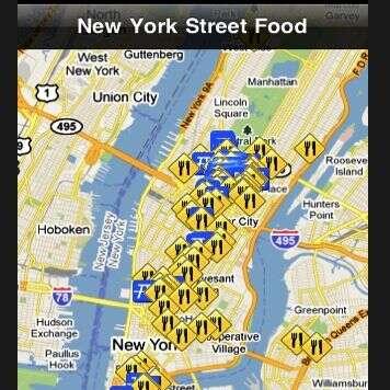 NY Street Food App