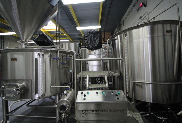 Queens\' first brewery since the \'50s