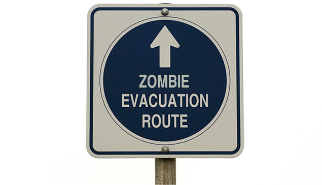 Find out where your state ranks in undead preparedness