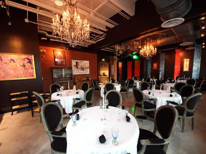 Restaurant Jezebel-Austin-Interior