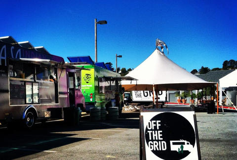 Off the Grid: Fort Mason Center-Food Truck Yard-San Francisco