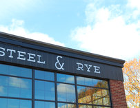 Steel & Rye Exterior--Boston