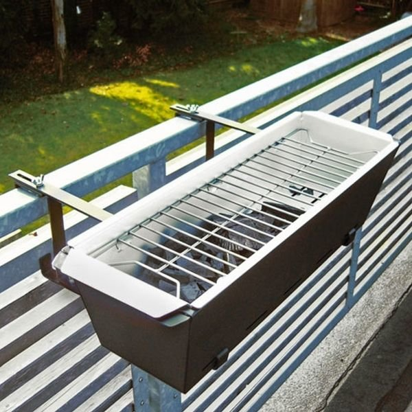 Balcony Railing Grill Own Thrillist