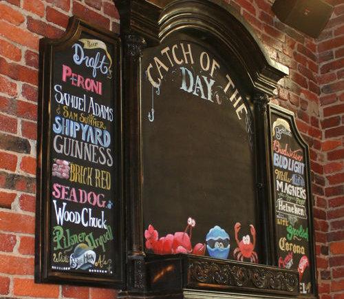 Beach bar drops anchor downtown