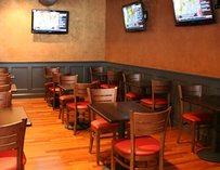 Stats Bar and Grille Interior--Boston