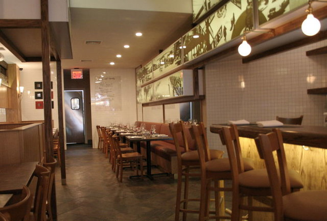 Indian resto vets come to NYC