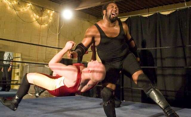 Humans and monsters finally take it to the ring