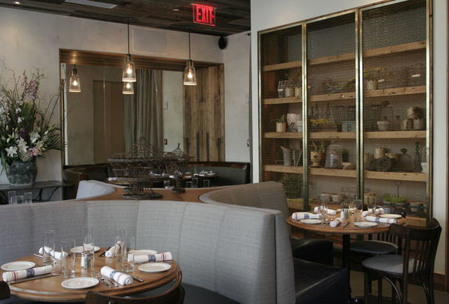 A neighborhood French joint comes to Tribeca