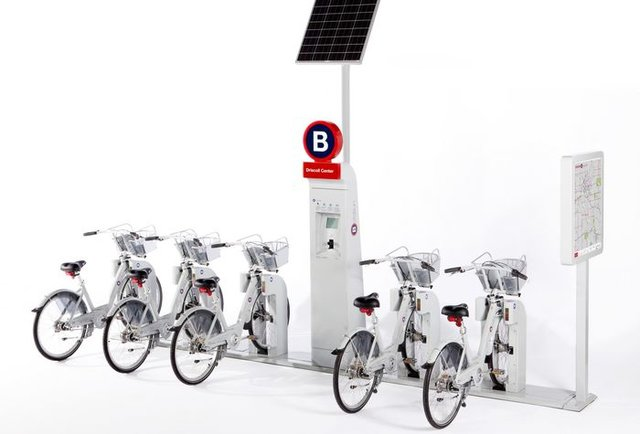 America\'s first city-wide bike sharing service