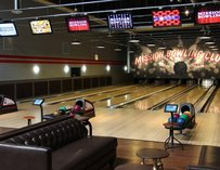 Mission Bowling Club-San Francisco-Bowling lanes