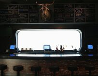 The Surly Goat Bar--Los Angeles