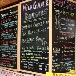 Wild Bubba\'s Wild Game Grill