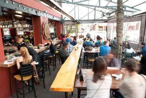Centro Latin Kitchen: A Denver, CO Bar.