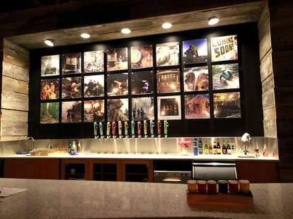 Base Camp Brewing Company Bar--Portland
