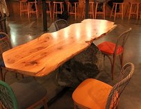 Base Camp Brewing Company Table--Portland