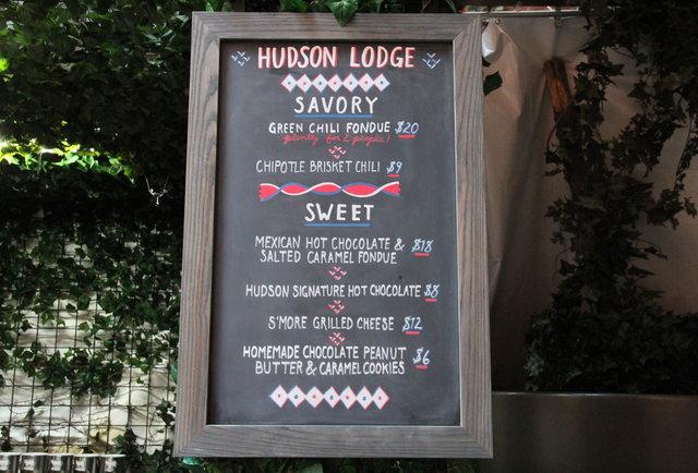 The Hudson Hotel goes apres-ski