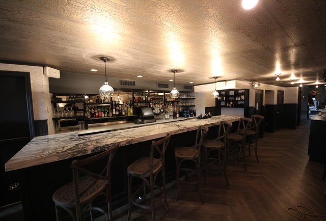 Italian tapas & wood-fired pizzas in the West Village