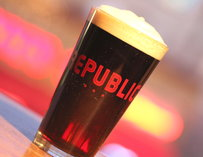 Republic Uptown Drink