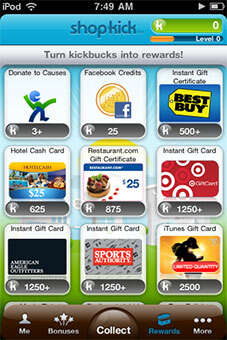 Crush retailers\' profit margins with your smartphone