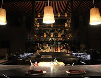 The cool bar at Sen NYC
