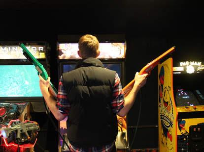 Westfield San Francisco Centre-Arcade Game-San Francisco