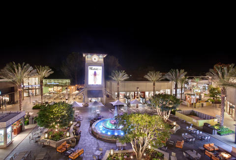 Westville UTC open-air shopping mall in La Jolla
