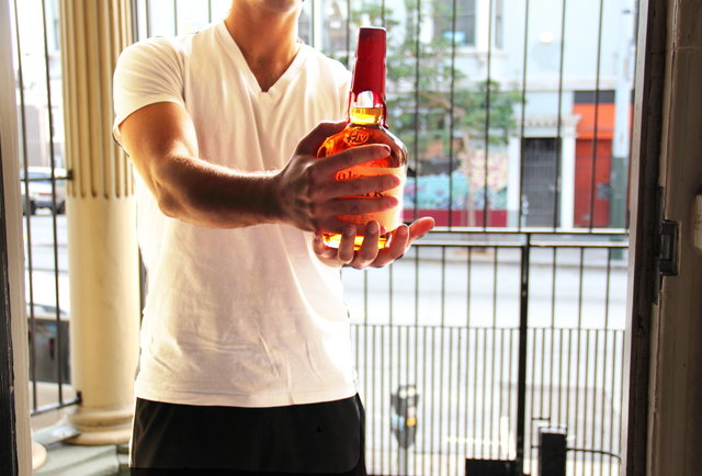 Booze, delivered to your apartment, \'til 2a