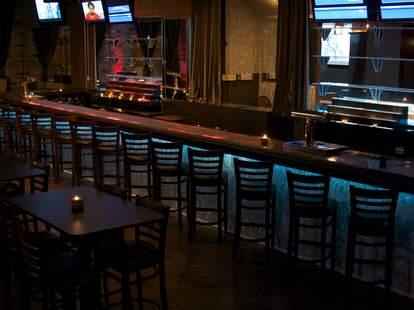 A bar.