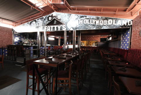 Fatty's Public House-Interior-Los Angeles