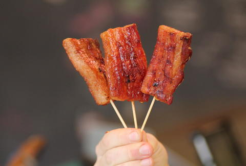Maple bacon sticks