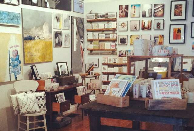 A crafty boutique in West Town