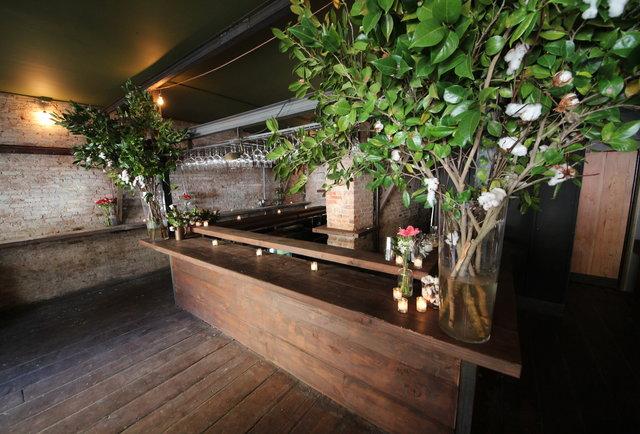 An Austrian cocktail haven in Alphabet City
