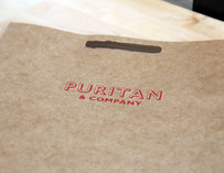 Puritan & Company Menu--Boston