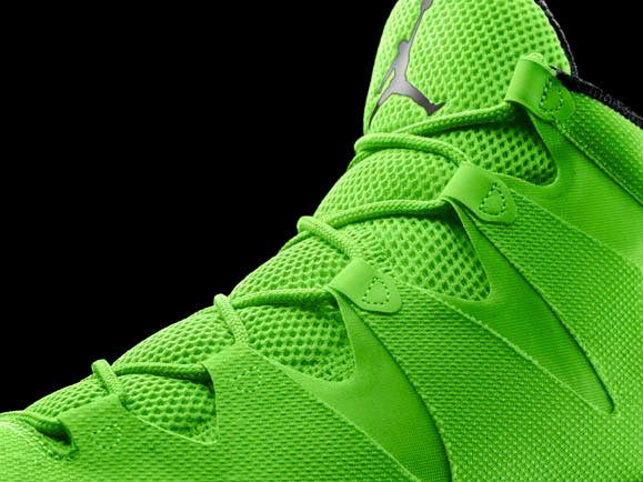 The controversial new basketball shoe with the split personality