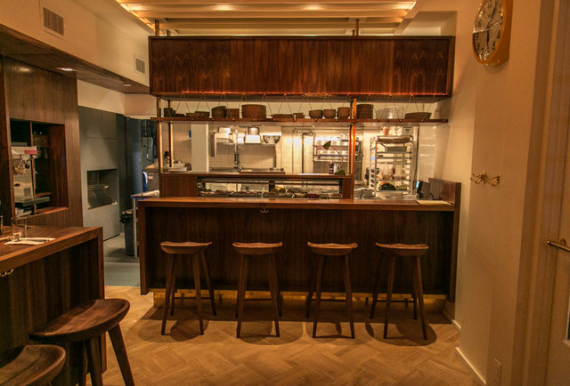 The Little Wisco team does Japanese in the West Village